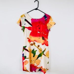 NWT Yumi Kim Elana Floral Shift Dress G26